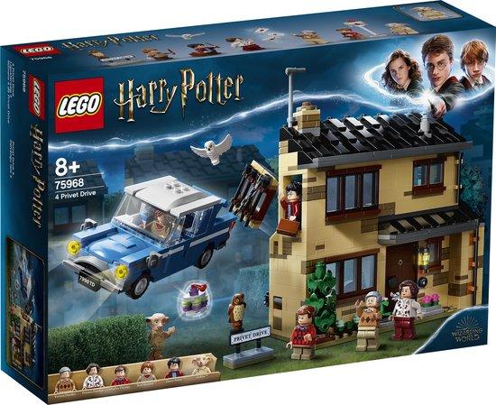 Lego - Harry Potter - Ligusterlaan 4 - 75968 - www.marjems.nl
