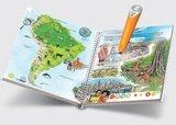 Tiptoi boek - Mijn Grote wereldatlas