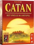 De Kolonisten van Catan Het Snelle Kaartspel