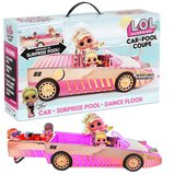 LOL Surprise Car-Pool coupe