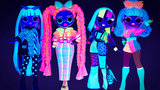 LOL Surprise OMG Neon Doll: Speedster