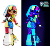 LOL Surprise OMG Neon Doll: Angles