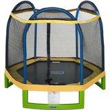 My First kinder trampoline - 214 cm + net_