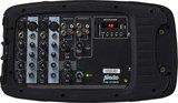 Alecto PAS-210 MIXER en speakerset - Ideaal voor de DJ die veel onderweg is - Zwart_