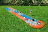 Bestway waterglijbaan - double slide