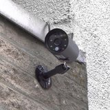 Smartwares WDVR840S 1080P draadloze Bewakingscamera set - Zwart - Wit