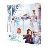 Frozen 2 - Tafel met twee stoeltjes voor kinderen