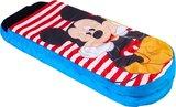 Mickey Mouse readybed - 2 in 1 slaapzak en luchtbed voor kinderen