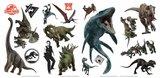 Jurassic World muurstickers - RoomMates - Fallen kingdom