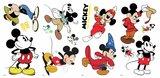 Mickey Mouse muursticker - RoomMates - 90th anniversary