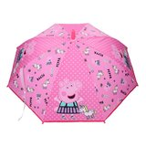 Peppa Pig paraplu - Don't worry about the rain