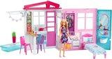 Barbie Huis met Barbiepop