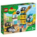 Lego Duplo - Sloopkogel Afbraakwerken - 10932