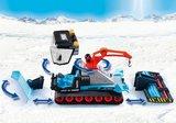 Playmobil Family Fun - Sneeuwruimer/pistebully - 9500