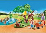 Playmobil Family Fun - Rode panda's in het buitenverblijf - 70344