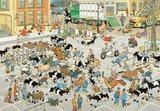 Jan van Haasteren - De Veemarkt- 1000 stukjes