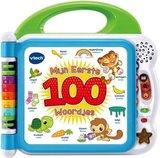 Vtech - Baby Mijn Eerste 100 Woordjes - Interactief Boek