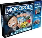 Monopoly - Super Elektronisch Bankieren - bordspel