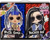 LOL Surprise  Remix Rocker Boi en Punk Grrrl - 2Pack