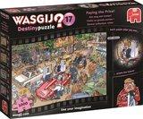 Wasgij Destiny 17-  Het mag wat kosten! 1000 stukjes
