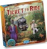 Ticket to ride - Uitbreiding Africa