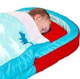 My First dinosaurussen readybed - 2 in 1 slaapzak en luchtbed voor kinderen