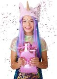 Na! Na! Na! Surprise 2-in-1 Pom Pop - Marina Jewels - Sparkle Serie 1