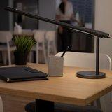 Light Strip |Touch Desk| Dimbare LED-Bureaulamp Leeslamp met aanraakbediening - donkergrijs