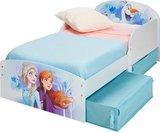 Frozen  - peuterbed met opslagruimte onder het bed