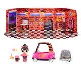 LOL Surprise furniture pack -  B.B. Autowerkplaats met Spice - Serie 4_