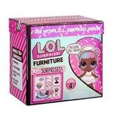 LOL Surprise furniture pack - Schattige Promenade met Sugar - Serie 4