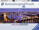 Ravensburger puzzel - London bij nacht  - 1000 stukjes