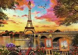 Ravensburger puzzel - Parijs  - 1000 stukjes