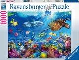 Ravensburger puzzel - Snorkelen  - 1000 stukjes
