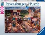 Ravensburger puzzel - Geschilderd Parijs  - 1000 stukjes_