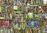 Ravensburger  puzzel - Colin Thompson  bizarre bookshop - 1000 stukjes