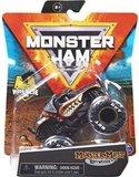 Monster Jam 1:64 Die Cast - Monster Mutt Rotweiler Wheelie bar_