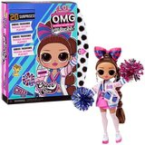 LOL  Surprise! OMG - Sport Cheer Diva Cheerleader