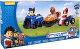 Paw Patrol rescue racers, 3 pack