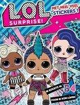 LOL Surprise doeboek: stickers