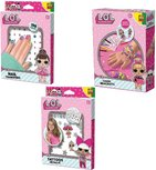 LOL Surprise Hobbypakket fashion 3-pack