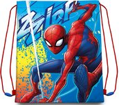 Spiderman zwemtas/gymtas- zip