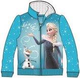 Frozen vest - blauw