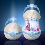 Frozen 2  zak en nachtlamp Go-glow
