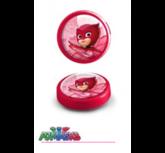 PJ Masks push lampje rood