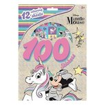 Minnie mouse kleurplaten set met stickers