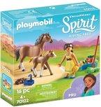 Spirit - Playmobil - Pru met paard en veulen