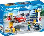 City Life - Playmobil - Autogarage