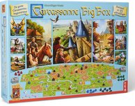 Carcassonne Bigbox - bordspel