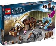 Lego - Harry Potter - Fantastic Beasts Newt's Koffer met Magische Wezens - 75952